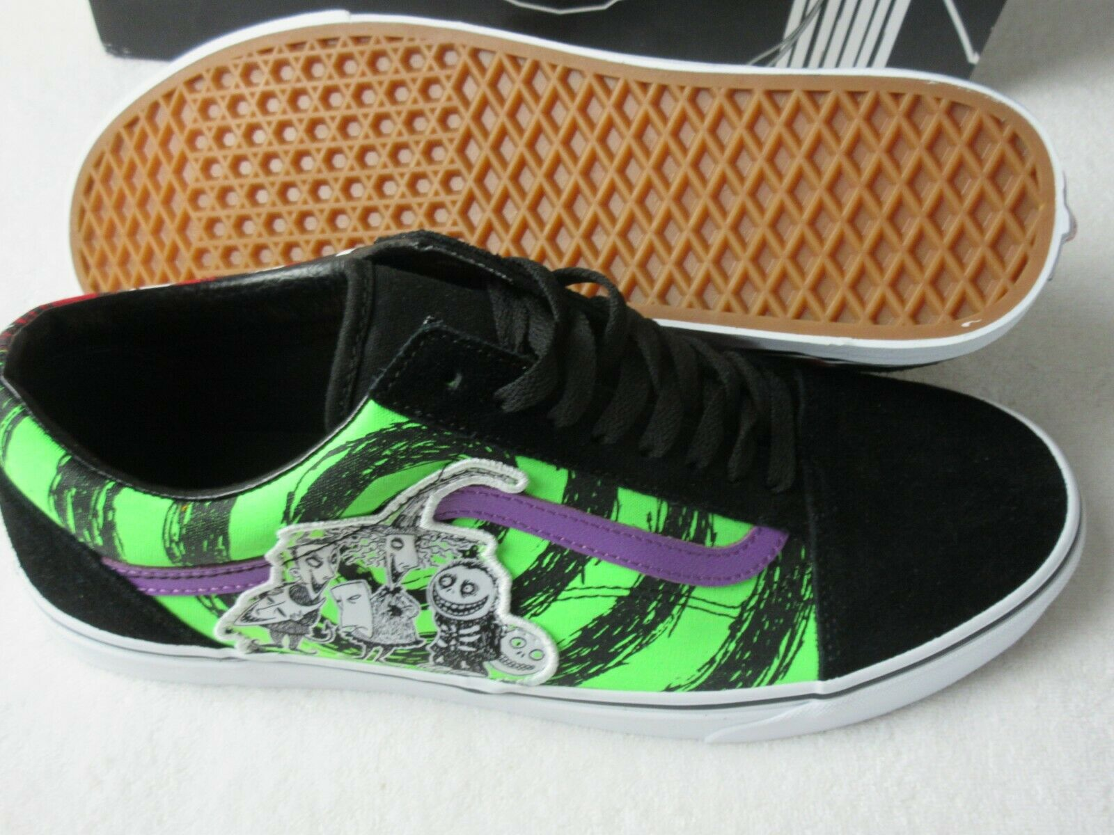 Vans Old Skool The Nightmare Before Christmas