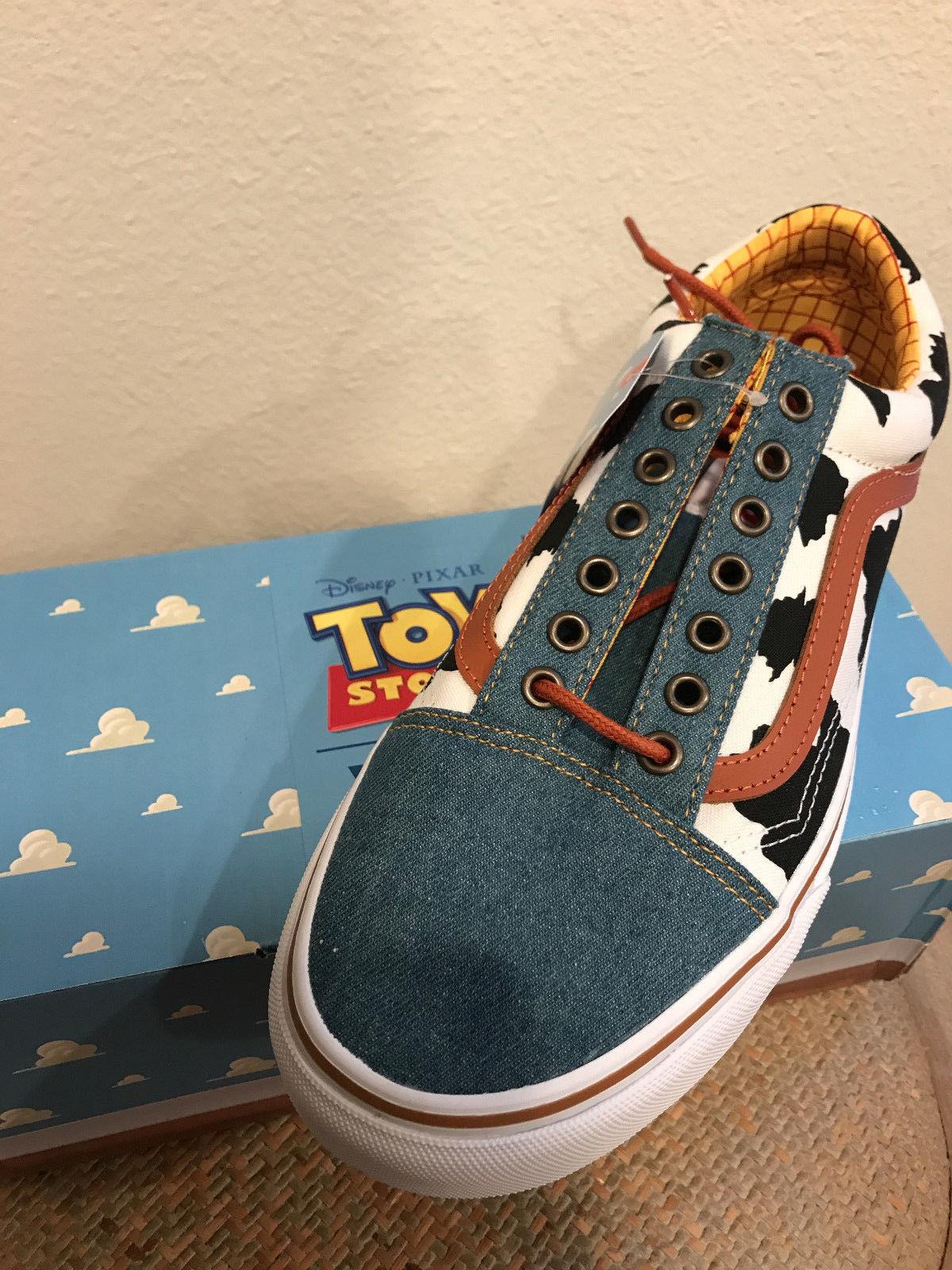 Vans Old Skool Toy Story Woody