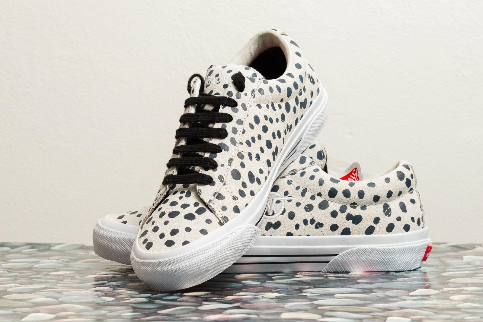 Vans Sid Pro Supreme Dalmatian