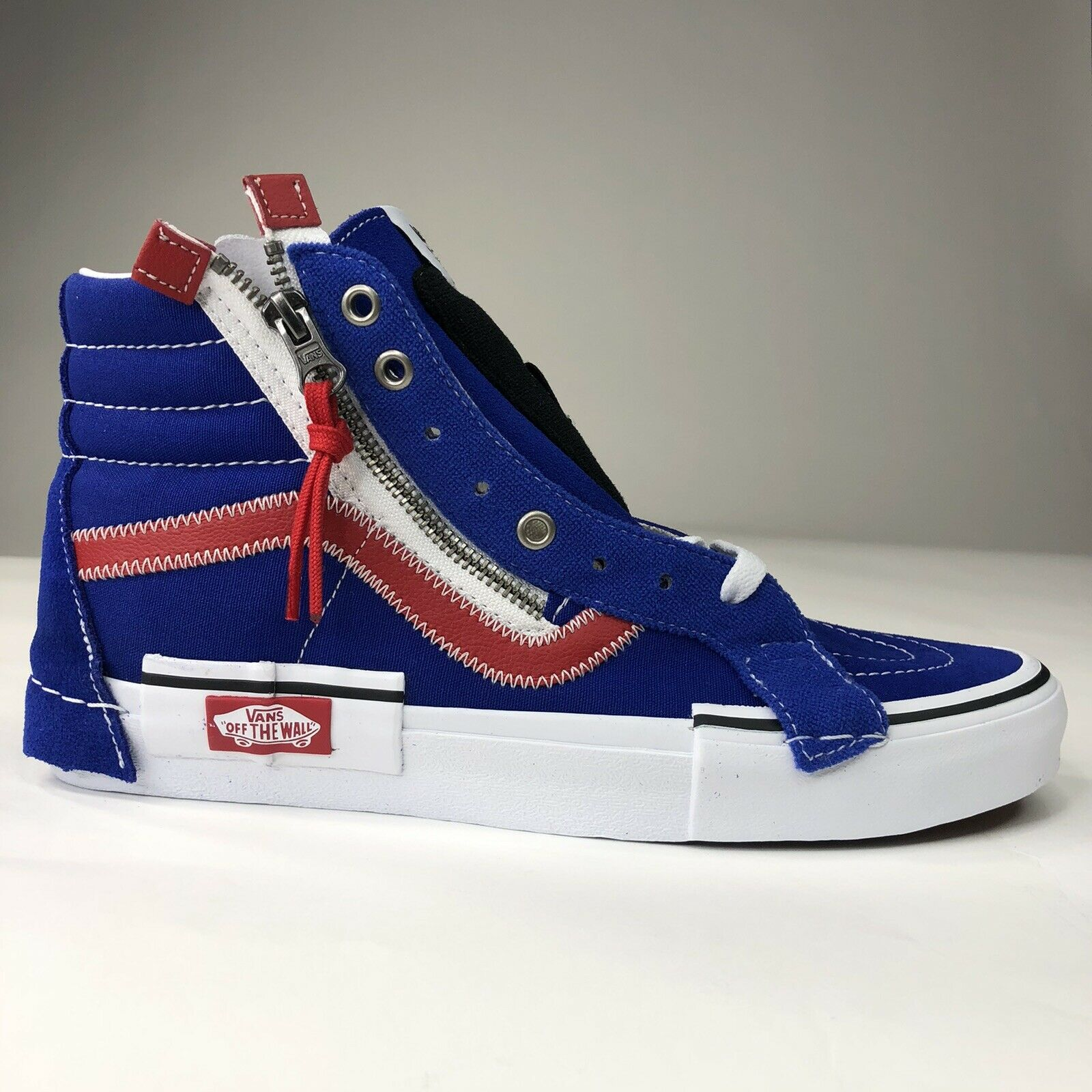 Vans Sk8 Hi Cap Surf The Web