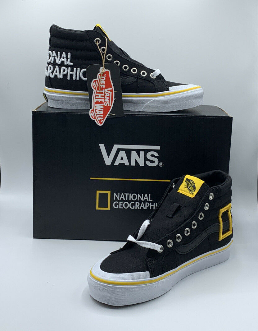 Vans Sk8 Hi National Geographic