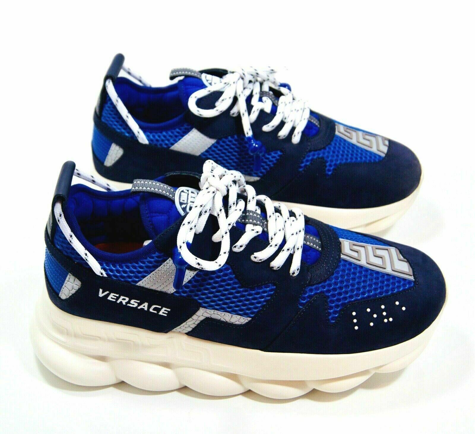 Versace Chain Reaction Blue