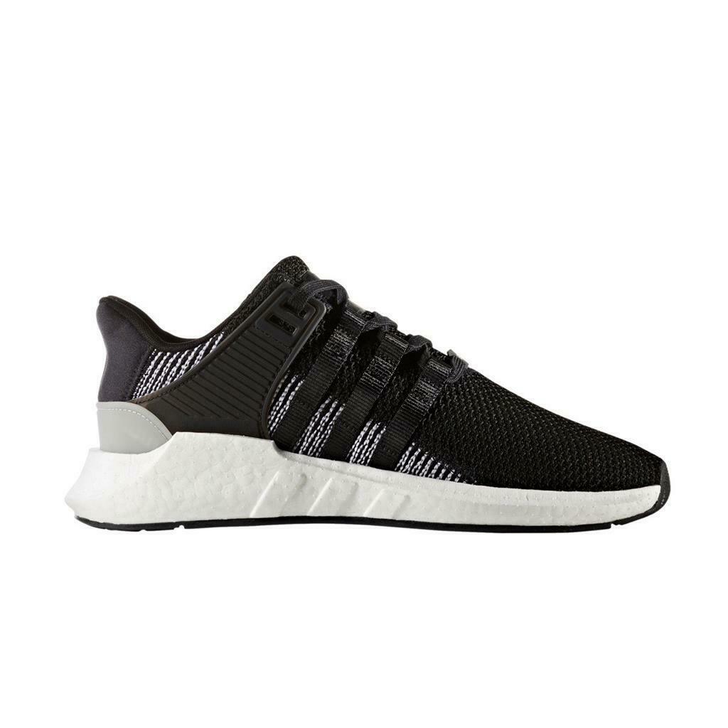 Adidas Eqt Support 93 17 Black White