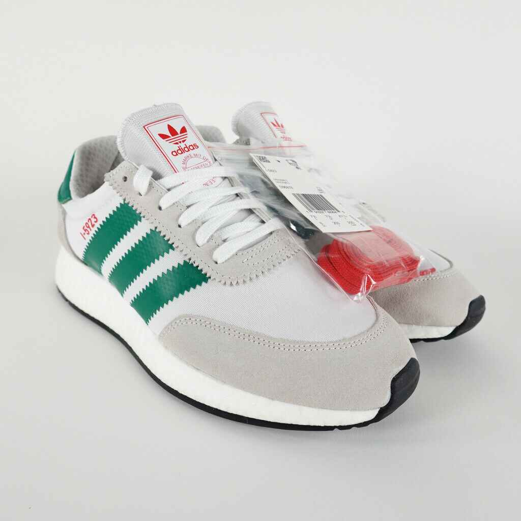Adidas I 5923 Cloud White Bold Green