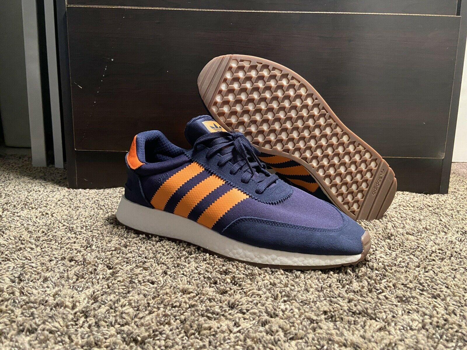 Adidas I 5923 Navy Orange