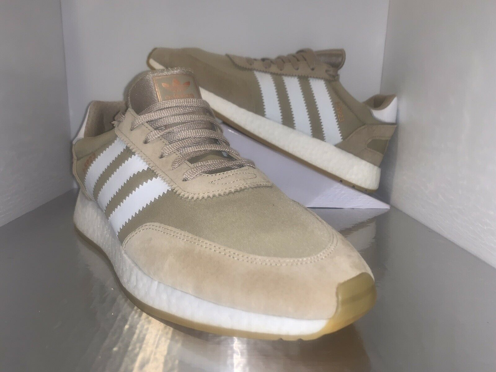 Adidas I 5923 Red Gold