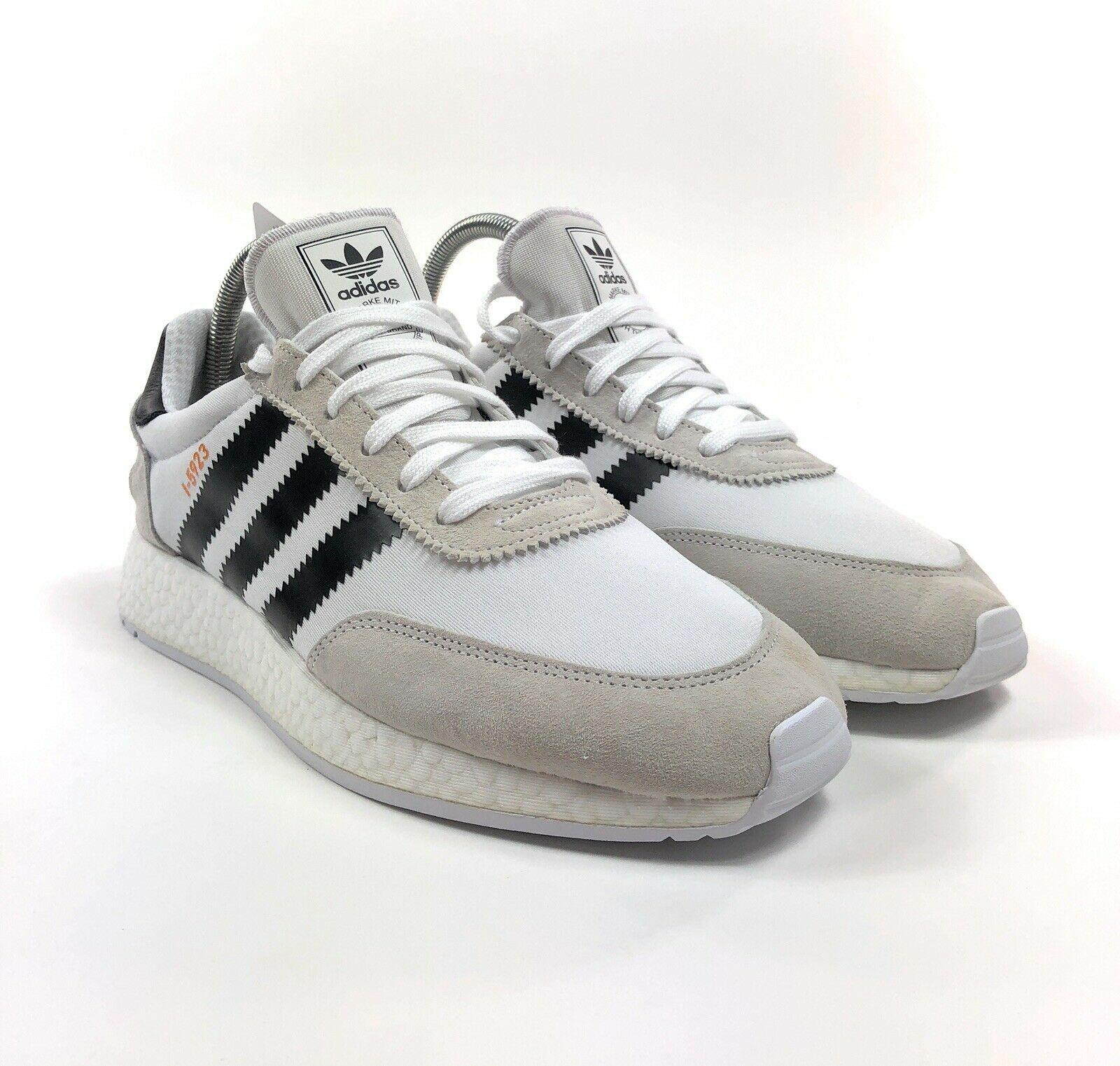 Adidas I 5923 White Black