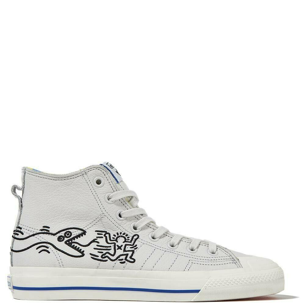 Adidas Nizza Hi Keith Haring