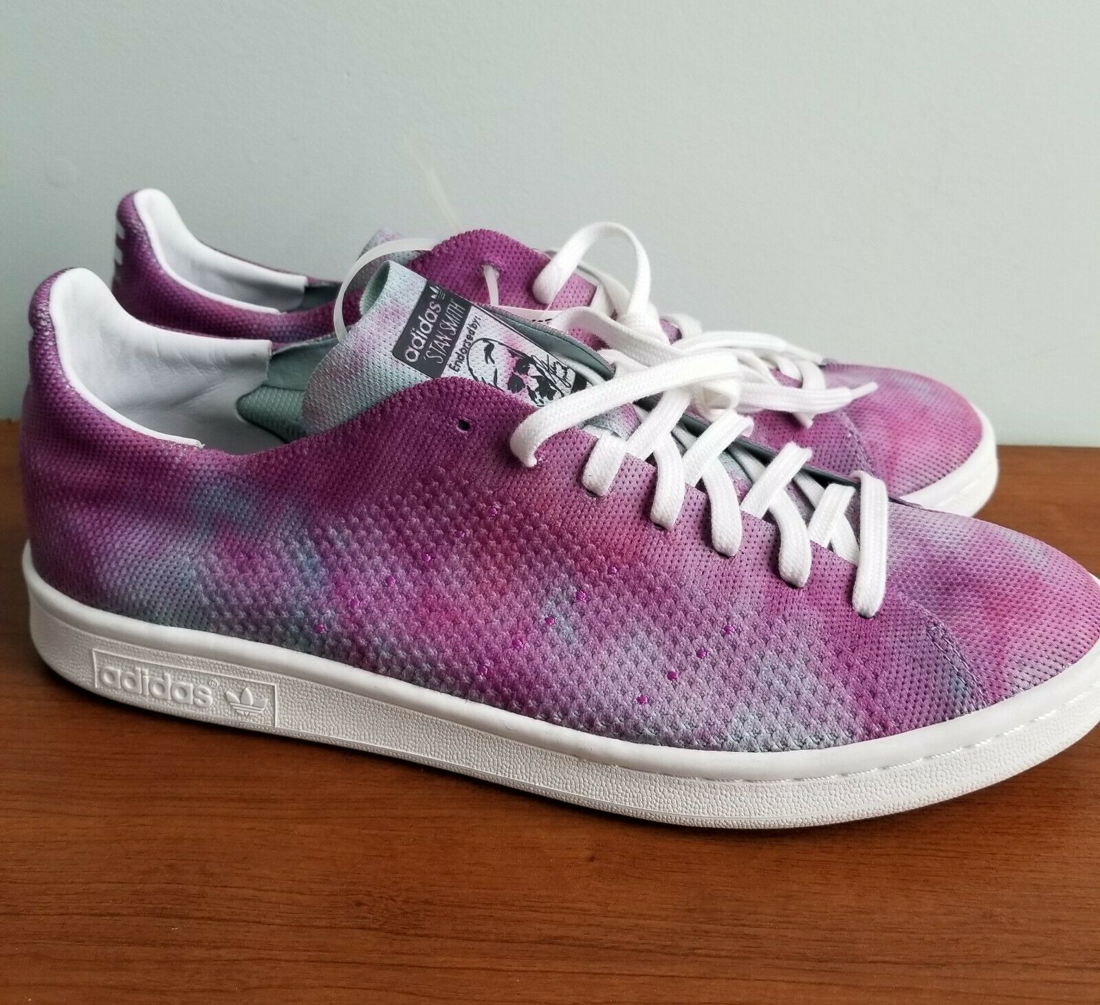 Adidas Stan Smith Pharrell Holi Tie Dye