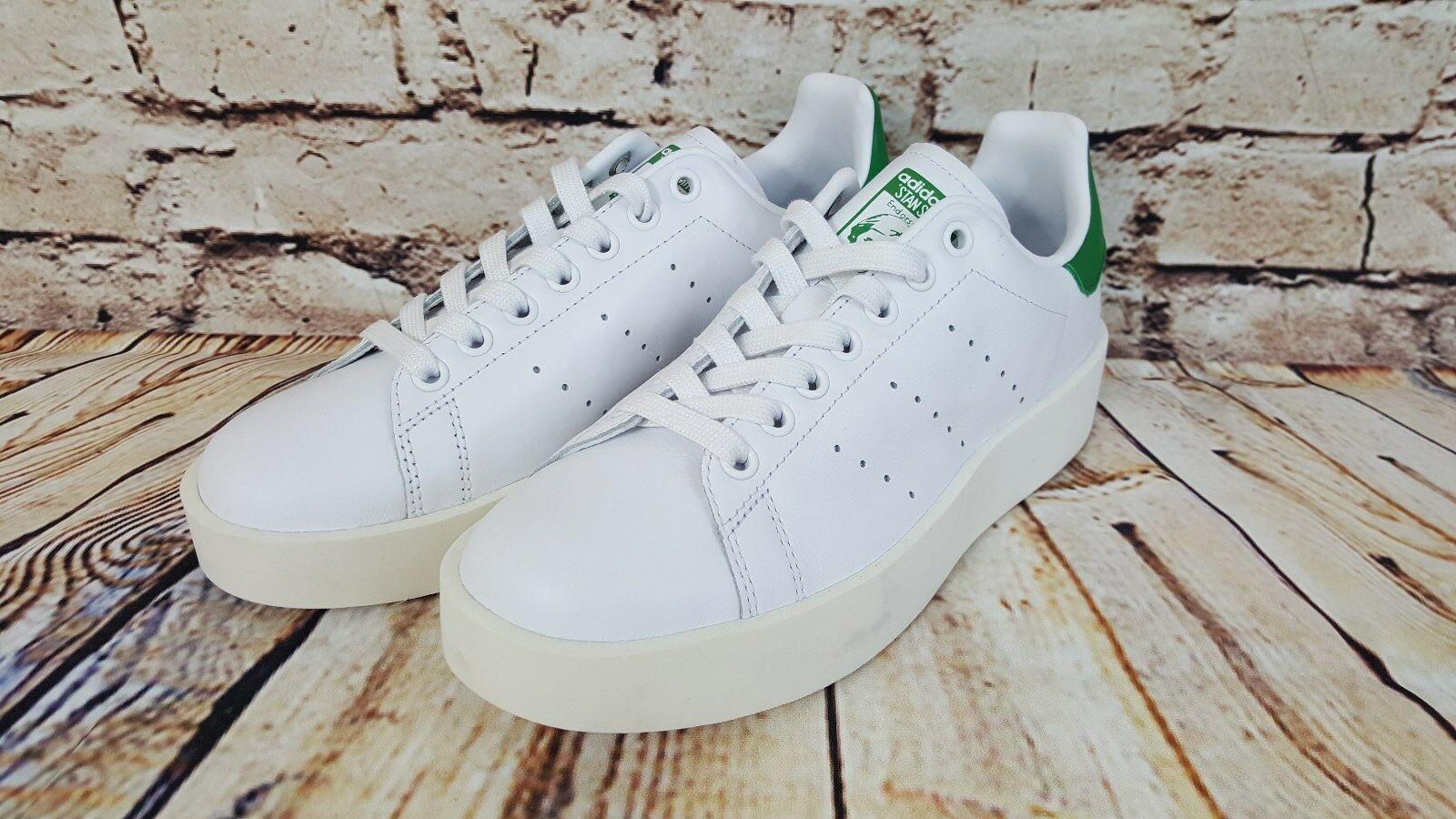 Adidas Stan Smith White Green W