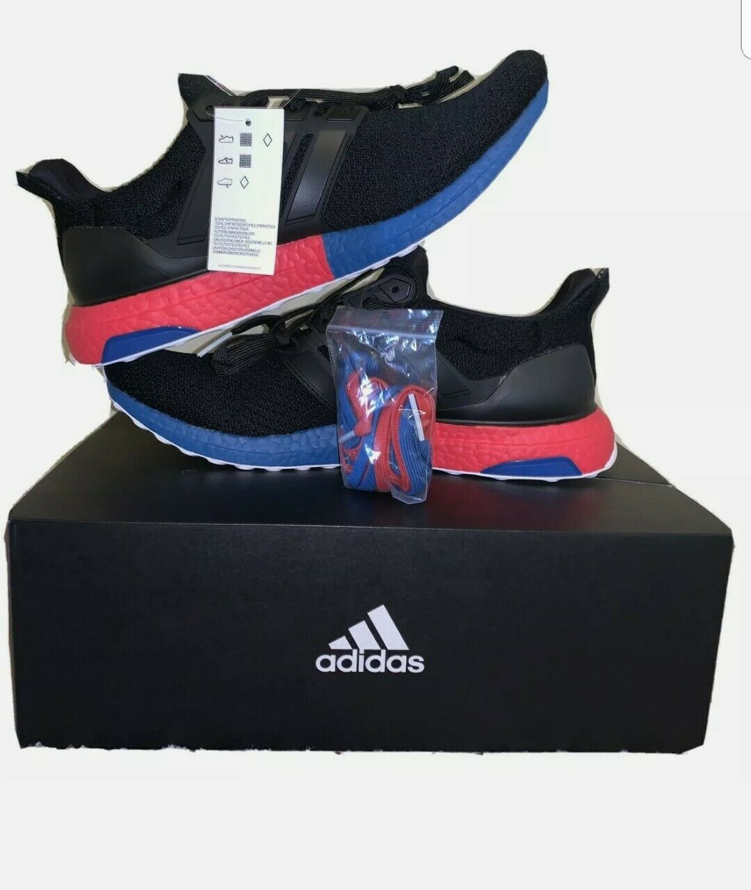Adidas Ultra Boost Dna Split Midsole Black