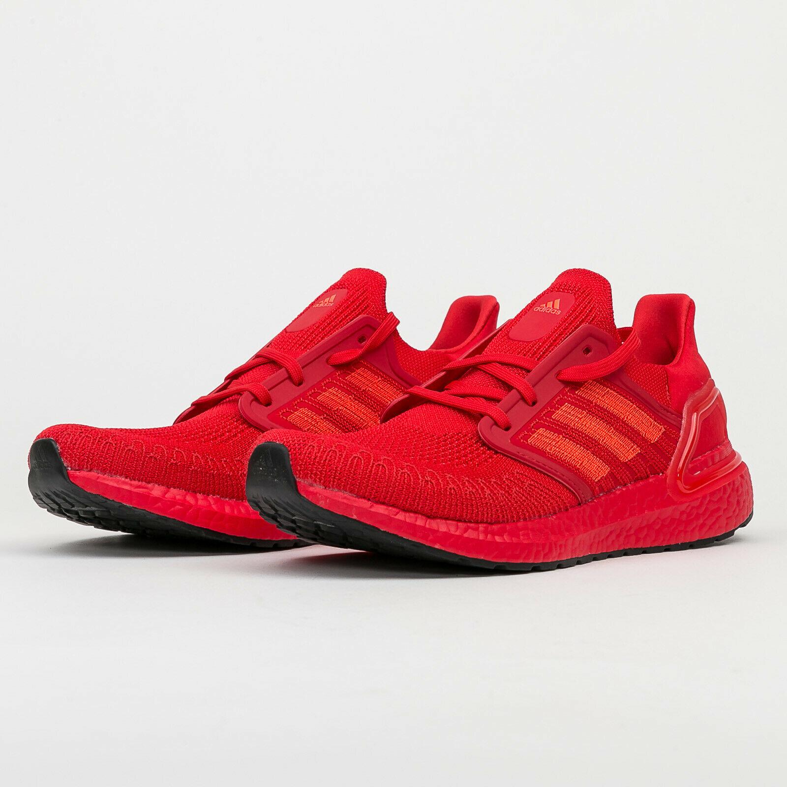 Adidas Ultra Boost Scarlet 2020