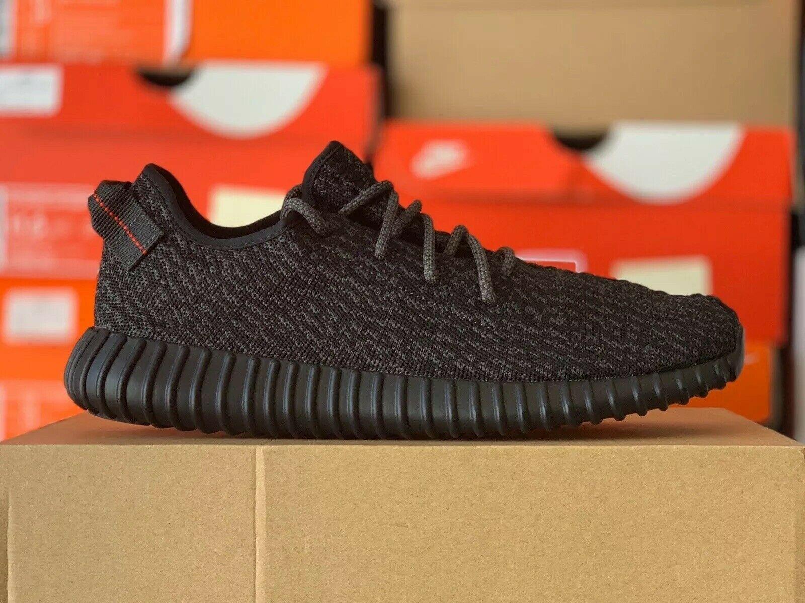 adidas Yeezy Boost 350 Pirate Black 2016