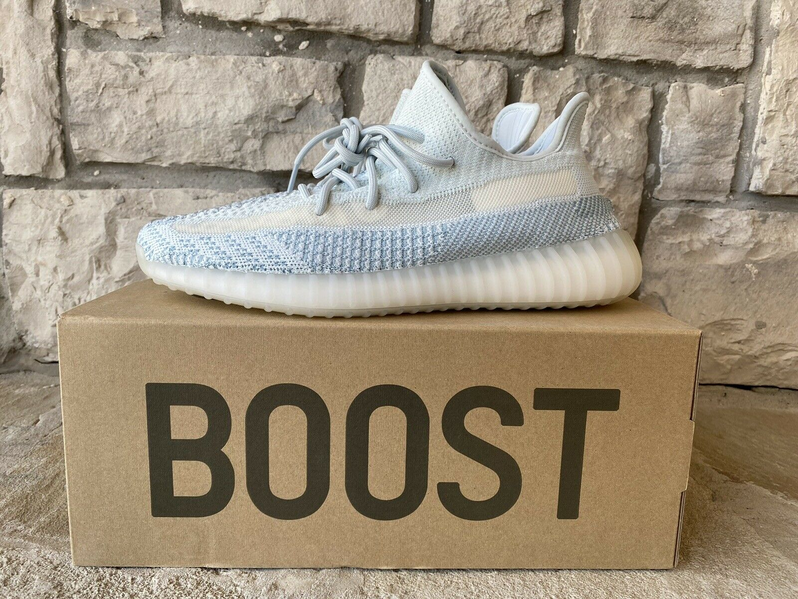 adidas Yeezy Boost 350 V2 Cloud White Infant