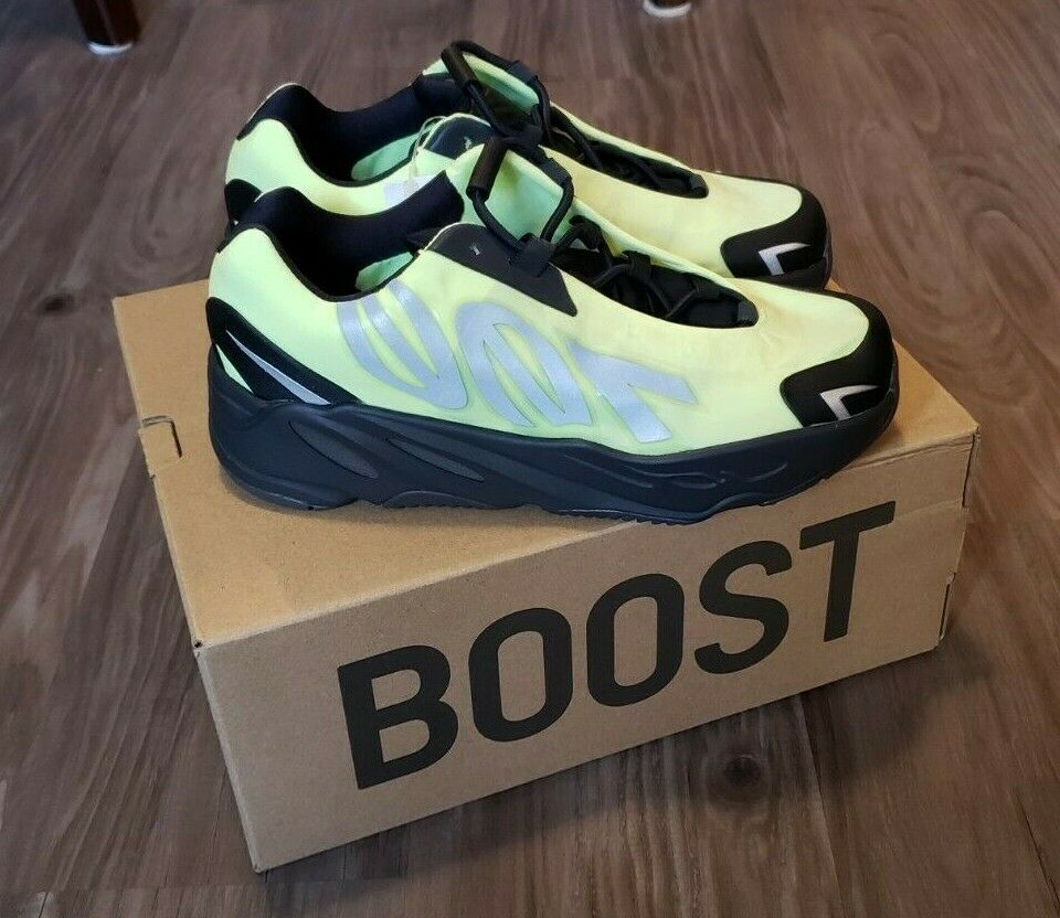 adidas Yeezy Boost 700 MNVN Phosphor Infant