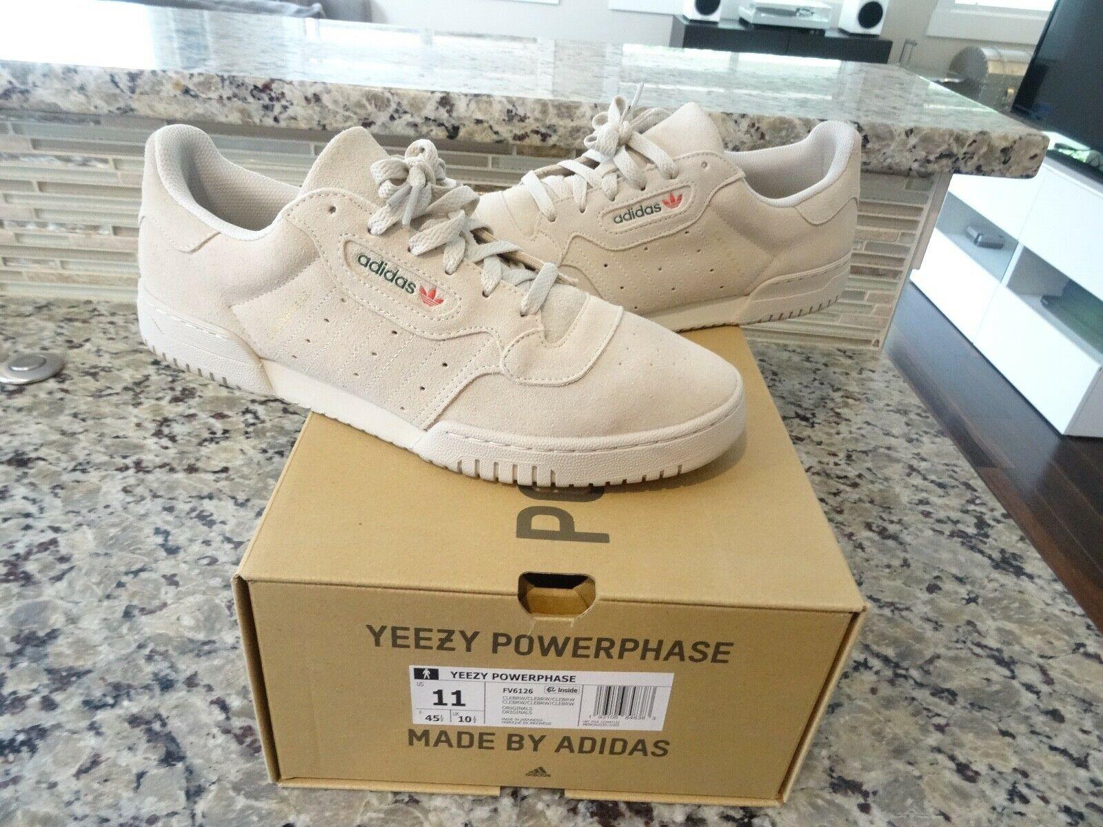 adidas Yeezy Powerphase Simple Brown